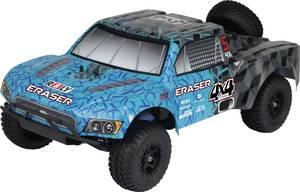 Reely Eraser Brushless 1:10 RC modellautó Elektro Short Course 4WD 100% RtR 2,4 GHz Akkuval, töltőkészülékkel és adóakku Reely