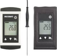 VOLTCRAFT PTM-120 + TG-400 Hőmérséklet mérőműszer -70 ... 250 °C Érzékelő típus Pt1000 IP65 VOLTCRAFT