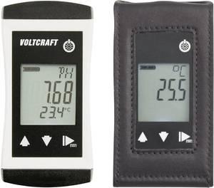 VOLTCRAFT PH-410 + TG-400 pH mérő műszer pH érték VOLTCRAFT