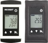 VOLTCRAFT LWT-100 + TG-400 Vezetőképesség mérő műszer Vezetőképesség, Sótartalom, Oldott részecskék (TDS) VOLTCRAFT
