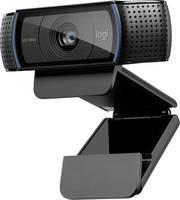 Logitech C920s HD Pro Full HD webkamera 1920 x 1080 pixel, 1280 x 720 pixel Csíptetős tartó Logitech