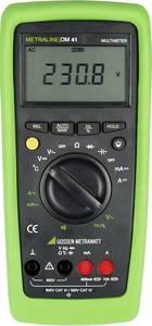 Gossen Metrawatt METRALINE DM 41 Kézi multiméter digitális CAT III 600 V, CAT IV 300 V Kijelző (digitek): 4000 (M192A) Gossen Metrawatt