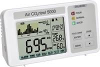 Levegőminőség mérő, CO2 kijelző, széndioxid mérőműszer, fehér, TFA Dostmann AirCO2ntrol 5000 TFA Dostmann