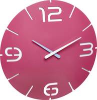 TFA Dostmann 60.3047.12 Kvarc Falióra 35 cm x 3.5 cm Rózsaszín TFA Dostmann
