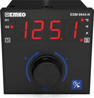 Emko ESM-9944-N Hőmérséklet szabályozó -50 ... 999 °C Relé, 16 A (H x Sz x Ma) 100 x 96 x 96 mm Emko