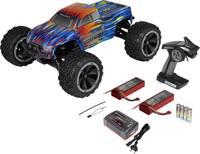 Reely BIG1 Brushless 1:8 RC modellautó Elektro Monstertruck 4WD RtR 2,4 GHz Akkuval, töltőkészülékkel és adóakkukkal Reely