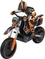 Reely Dirtbike Brushless 1:4 RC motorkerékpár Elektro RtR 2,4 GHz Reely