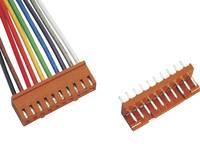 BKL Electronic Konfekcionált huzal Pólusok száma 5 Raszterméret: 2.50 mm 072504 1 készlet BKL Electronic