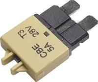 Hansor Circuit Breaker Standard, type 3, Manual Reset, 5A CBE3 Series 5A Biztosíték automata standard biztosíték 5 A Vil Hansor