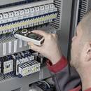 Lakatfogó, kapcsolószekrényhez, AC/DC árammérő, Voltcraft VOLTCRAFT