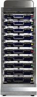 raaco CarryLite 80 (Sz x Ma x Mé) 490 x 1450 x 480 mm Rekeszek: 10 (141819) raaco