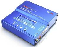 SKYRC B6AC V2 Modell multifunkciós töltő 6 A LiPolimer, LiFePO, Lítiumion, NiMH, NiCd, Ólom SKYRC