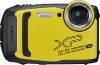 Fujifilm FinePix XP140 Digitális kamera 16.4 Megapixel Optikai zoom: 5 x Sárga, Fekete Vízálló, Víz alatti kamera, 4k v Fujifilm