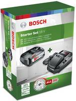 Bosch Home and Garden A Bosch PBA 18V indítókészlete 1600A00K1P Bosch Home and Garden