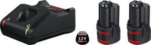 Bosch Professional 2 x GBA 12V 2.0Ah + GAL 12V-40 Professional 1600A019R8 Bosch Professional