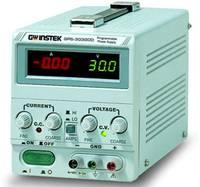 GW Instek GPS-3030D Labortápegység, szabályozható 0 - 30 V 0 - 3 A 90 W Kimenetek száma 1 x GW Instek