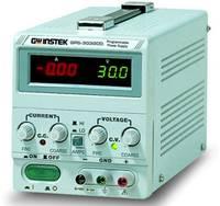 GW Instek GPS-3030 Labortápegység, szabályozható 0 - 30 V 0 - 3 A 90 W Kimenetek száma 1 x GW Instek