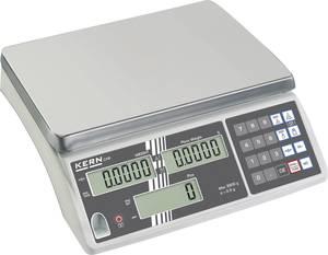 Kern CXB 3K0.2+C Darabszámláló mérleg Kalibrált DAkkS Mérési tartomány (max.) 3 kg Leolvashatóság 0.2 g Hálózatról üzeme Kern
