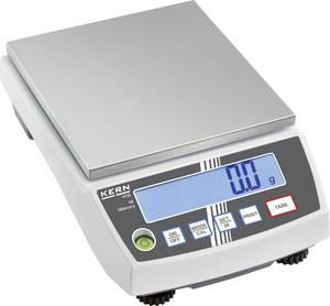 Precíziós mérleg Kern PCB 6000-0+C Kalibrált DAkkS Mérési tartomány (max.) 6 kg Leolvashatóság 1 g Hálózatról üzemeltete Kern
