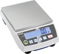 Precíziós mérleg Kern PCB 6000-1+C Kalibrált (DAkkS) Mérési tartomány (max.) 6 kg Leolvashatóság 0.1 g Hálózatról üzemel Kern