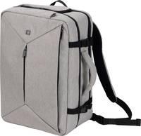 """Dicota Notebook hátizsák Backpack Dual Plus EDGE 13-15.6 light grey Alkalmas: Max.: 39,6 cm (15,6"""") Élénk szürke Dicota"""
