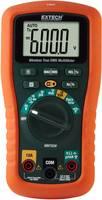 Extech MM750W Kézi multiméter digitális Adatgyűjtő CAT III 1000 V, CAT IV 600 V Kijelző (digitek): 6000 Extech