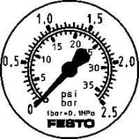 FESTO 159601 FMA-63-2,5-1/4-EN 0 ... 2.5 bar 1 db FESTO