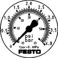 FESTO 162843 FMAP-63-4-1/4-EN 0 ... 4 bar 1 db FESTO