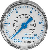 FESTO #####Manometer 359874 MA-40-10-1/8 0 ... 10 bar 1 db FESTO