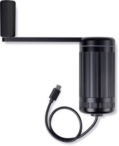 TEX Energy Infinite Orbit TE-IO-BK-01 USB-s töltőkészülék Kimeneti áram (max.) 2000 mA 1 x Mikro USB TEX Energy