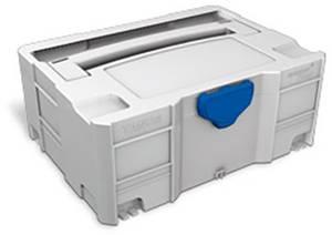 Tanos systainer T-Loc II 80100002 Szállító doboz ABS műanyag (Sz x Ma x Mé) 396 x 157.5 x 296 mm Tanos