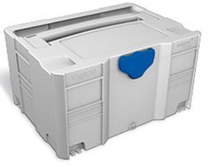Tanos systainer T-Loc III 80100003 Szállító doboz ABS műanyag (Sz x Ma x Mé) 396 x 210 x 296 mm Tanos