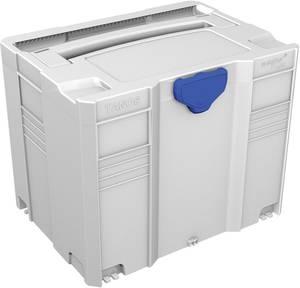 Tanos systainer T-Loc IV 80100004 Szállító doboz ABS műanyag (Sz x Ma x Mé) 396 x 315 x 296 mm Tanos