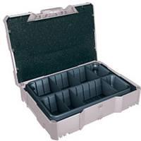 Tanos systainer® T-Loc I Vario 2 80500003 Szerszámos láda tartalom nélkül ABS műanyag (Sz x Ma x Mé) 396 x 105 x 296 mm (80500003) Tanos