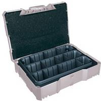 Tanos systainer T-Loc I Vario 3 80500005 Szerszámos láda tartalom nélkül ABS műanyag (Sz x Ma x Mé) 396 x 105 x 296 mm (80500005) Tanos