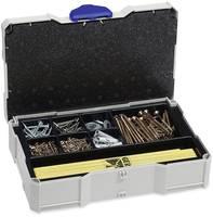 Tanos MINI-systainer® T-Loc I 80590510 Szerszámos láda tartalom nélkül ABS műanyag (Sz x Ma x Mé) 265 x 71 x 171 mm (80590510) Tanos
