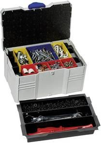 Tanos MINI-systainer® T-Loc III 80590830 Szerszámos láda tartalom nélkül ABS műanyag, Polisztirén (Sz x Ma x Mé) 265 x 1 Tanos