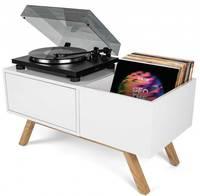 Glorious DJ Turntable Lowboard Mobil DJ asztal MDF Glorious DJ