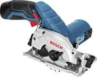 Akkus kézi körfűrész 85 mm 12 V, akku és töltő nélkül, Bosch Professional Bosch Professional