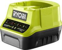 Ryobi 18 V ONE + RC18120 gyors töltő 5133002891 Ryobi