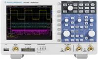 Rohde & Schwarz RTC1K-202M Digitális oszcilloszkóp 200 MHz 2 GSa/mp 2 Mpts 8 bit Kevert jel (MSO) Rohde & Schwarz
