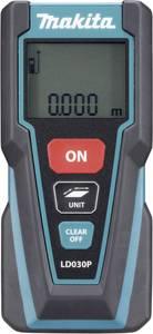 Makita LD030P Lézeres távolságmérő Mérési tartomány (max.) 30 m Makita