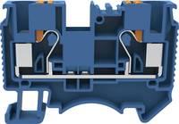 Degson DS6-01P-12-00-A(H) Átmenő kapocs Push-in kapocs Kék 1 db Degson