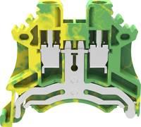 Degson DC4-PE-01P-1C-00A(H) Védővezetékes kapocs Csavaros kapcsok Zöld, Sárga 1 db Degson