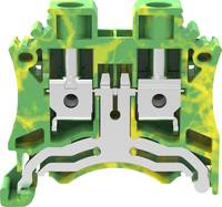 Degson DC6-PE-01P-1C-00A(H) Védővezetékes kapocs Csavaros kapcsok Zöld, Sárga 1 db Degson