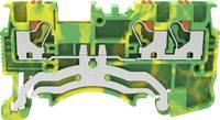 Degson DS1.5-TW-PE-01P-1C-00A(H) Védővezetékes kapocs Push-in kapocs Zöld, Sárga 1 db Degson