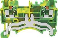 Degson DS1.5-PE-01P-1C-00A(H) Védővezetékes kapocs Push-in kapocs Zöld, Sárga 1 db Degson