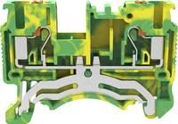 Degson DS2.5-PE-01P-1C-00A(H) Védővezetékes kapocs Push-in kapocs Zöld, Sárga 1 db Degson