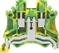 Degson DC2.5-PE-01P-1C-00A(H) Védővezetékes kapocs Csavaros kapcsok Zöld, Sárga 1 db Degson