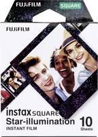 Fujifilm Instax Square Star Illumination Azonnali kép film Fekete Fujifilm
